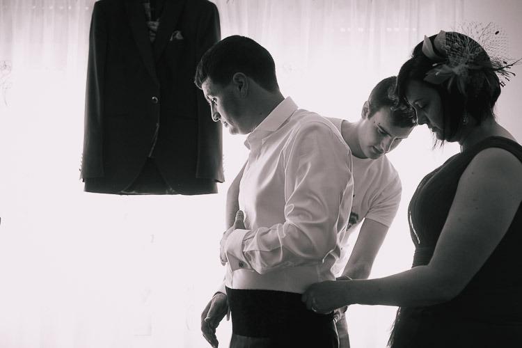 Boda de Laura y Jonathan en Buscás, Ordes