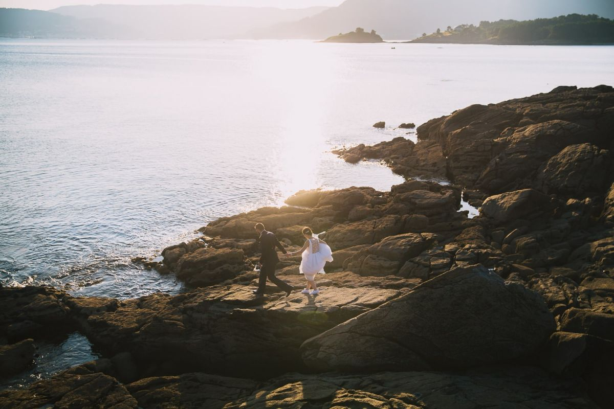 la costa gallega